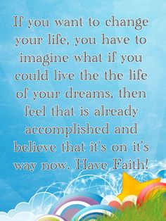 Have Faith #quote  :)