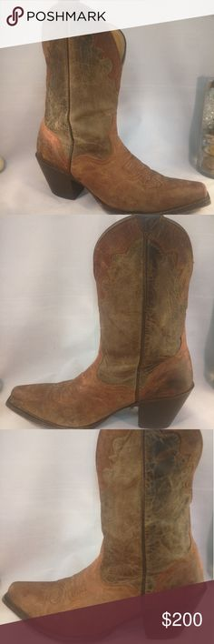 J.B. Dillion Women 8M Quill Genuine Goatskin Boots Preowned Excellent Condition Normal Wear. Wingtip, boots has some minor scuff marks. Please refer to all pics of this item to see all details and defects of this item. I'm available to answer all your questions about this item. J.B. Dillion Shoes Heeled Boots