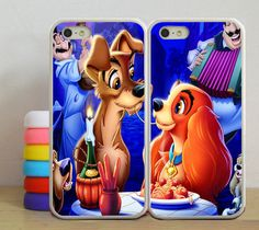 Disney Lady and the Tramp Couple Cases,iPhone 5s Case iPhone 4 / 4s Cases,Samsung Galaxy S3,S4,S5 Galaxy Note2 Note3 case on Etsy, $9.99