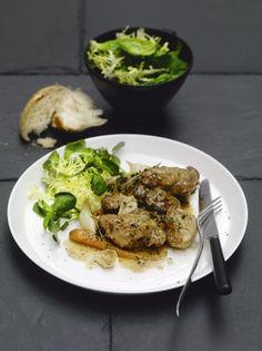 Wild rabbit stew | Jamie Oliver