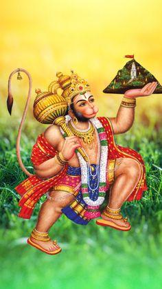 Shiva Parvati Images, Hanuman Images, Shiva Hindu, Hindu Deities, Hinduism, Hanuman Hd Wallpaper, Lord Hanuman Wallpapers, Shri Hanuman, Durga
