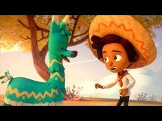 """CGI Animated Shorts HD: """"Hola Llamigo"""" by Charlie Parisi and Christina Chang - YouTube"""
