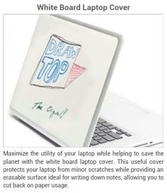 Lap top cover