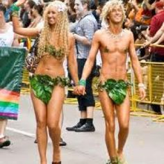 homemade adam and eve costumes - Google Search