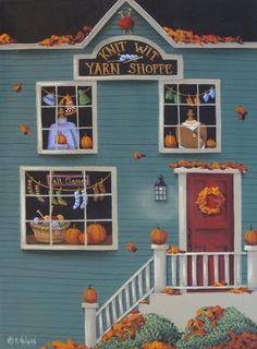 Knit Wit Yarn Shoppe - Catherine Holman