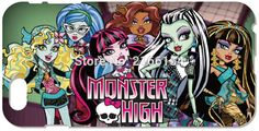 >> Click to Buy << Monster High cover For iphone 5 5S SE 5C 6 6S 7 Plus Touch 5 6 For Samsung Galaxy S3 S4 S5 Mini S6 S7 Edge Note 3 4 5 C5 Case #Affiliate