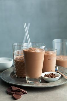 Mexican Frozen Hot Chocolate