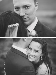 Magnolia Rouge: Dramatic Icelandic Wedding by Nordica Photography