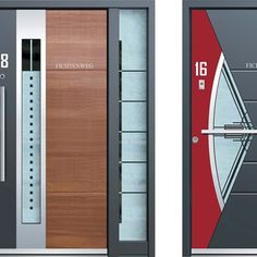 Inotherm's Front Doors Put Yours to Shame