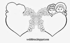 ΚΑΡΤΕΣ για τη ΓΙΟΡΤΗ των ΕΡΩΤΕΥΜΕΝΩΝ και τη ΓΙΟΡΤΗ της ΜΗΤΕΡΑΣ ~ Los Niños Free Printable Coloring Pages, Coloring Pages For Kids, Mothers Day Coloring Pages, Fun Crafts, Diy And Crafts, Crochet Pincushion, Creative Writing Ideas, 8th Of March, Mothers Day Cards
