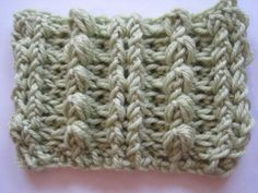 Crochet Spot » Blog Archive » How to Crochet: Aran Bobble Stitch - Crochet Patterns, Tutorials and News