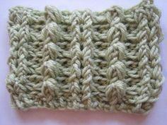 Crochet Spot » Blog Archive » How to Crochet: Aran Bobble Stitch - Crochet Patterns, Tutorials and News