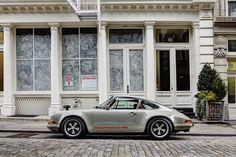 Stance   Singer's Porsche