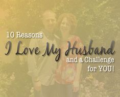 10 Things I Love About My Husband --- This year, for each of my kids' birthdays, I wrote a list of things I love about them, according to their ages. My oldest turned ten, my middle daughter turned eight, and my son turned five. I wrote ten, eight and five things I love about them. I… Read More Here http://unveiledwife.com/10-things-i-love-about-my-husband/
