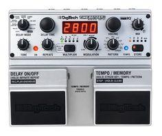 TimeBender | DigiTech Guitar Effects