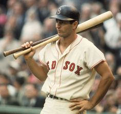 April 11, 1961 In his major league debut, Red Sox rookie left fielder Carl Yastrzemski singles off KC's Ray Herbert in the team's 5-2 Opening Day loss at Fenway Park. Yaz will amass 3,419 hits during his 23-year Hall of Fame career with Boston.