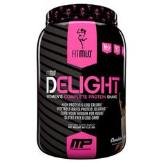 MusclePharm FitMiss Delight Women's Complete Protein Shake 2lbs