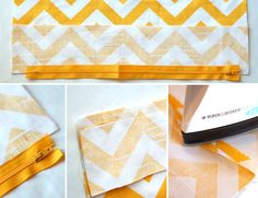 how to sew a throw pillow with a zipper