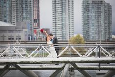 fabulous vancouver wedding Good morning, Vancouver  You have got to be the prettiest city, and this has got to be the funnest couple!  @carlaelainephotography #vancitybuzz #vancouverbridr #weddingohoto #weddingflorals #weddingohotography #vancouverweddingphotographer #vancouverweddingplanner by @thestandrentalco  #vancouverwedding #vancouverwedding
