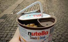 mmmmm...Nutella