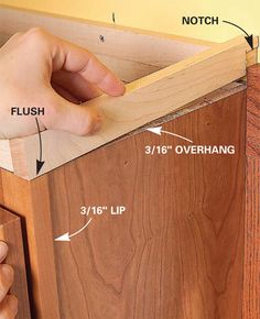 How to add shelves above kitchen cabinets Family handyman Above Kitchen Cabinets, Built In Cabinets, Kitchen Cabinet Design, Diy Cabinets, Painting Kitchen Cabinets, Kitchen Shelves, Kitchen Reno, Cupboards, Kitchen Cabinets Stickers