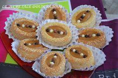 Petits fondants au caramel beurre salé Pie Pastry Recipe, Pastry Recipes, Arabic Sweets, Arabic Food, Fancy Desserts, Fancy Cakes, Christmas Candy Crafts, Cap Cake, Algerian Recipes