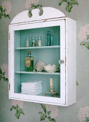 my bathroom cabinet