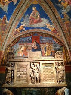 Tesori delle Marche: San Catervo a Tolentino