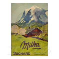 Milka | Deutschland  Try German chocolate.