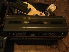GEM Saturn Bass 50 Bassverstärker Topteil Vintage