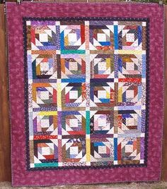 """FREE quilt pattern: """"Pineapple Blossom"""" (from Quiltville's Quips & Snips)"""