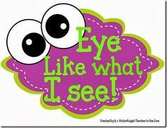 Eye Like What I See!