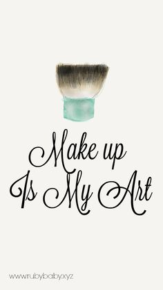 Makeup Lover Wallpaper! | Write To The Point