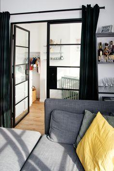 Oversized Mirror, Divider, Room, Furniture, Home Decor, Carpentry, Home Decoration, Living Room, Modern