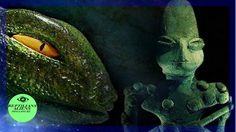 *Reptilian humanoids visited all ancient cultures...