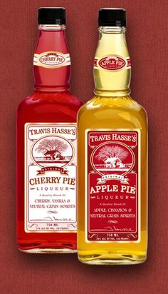 Drink pie! This stuff is great around the holidays. Try it with sparkling cider, vodka, and a little scoop of vanilla ice cream.
