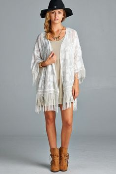 Jacquard Lace Cardigan | Women's Clothes, Casual Dresses, Fashion Earrings & Accessories | Emma Stine Limited