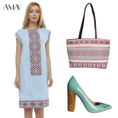 tinuta_cu_motive_etnice_si_populare3 Summer Dresses, Fashion, Moda, Summer Sundresses, Fashion Styles, Fashion Illustrations, Summer Clothing, Summertime Outfits, Summer Outfit