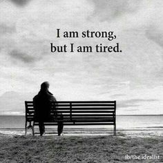 Good days far out weigh the bad now but i am emotionally worn out...