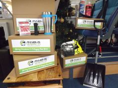 Winter Maintenance Prize Draw Winners!  Our 5 Lucky Winners are AlvechurchPE, Wandsworth Council Bradstow Special School, Bell View, Sea Cadets, and Independence and Wellbeing Enfield.  Congratulations to the winners and and thank you to everyone who entered the prize draw.