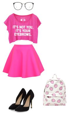 """""""It's not you"""" by sheenaraquel ❤ liked on Polyvore"""