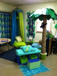 Classroom color scheme by Rhett