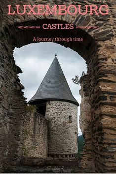 A journey in the history of Luxembourg through the best Luxembourg castles