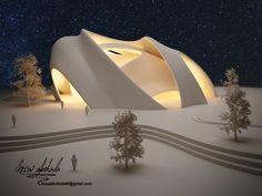 Library Architecture, Architecture Design, Architecture Concept Diagram, Modelos 3d, Parametric Design, Scale Models, Modern Design, Building, Interior