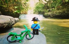 Mondays #lego #legos #legotrippin #legophotography #legostagram #instalego #toyphotography #toyartistry #toystagram #minifigures #minifigure #toptoyphotos #brickpichub #brikwerx #pirate #waterfalls #newyork #statepark #roberttreman #syracuse #ithaca #biking #bike #monday #hiking #hike #roberttremanstatepark #nyc #nationalpark by legotrippin