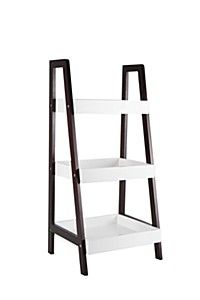 These stylish shelving units are perfect for your bathroom. The modern design not only looks good but is also extremely functional as a display or for storage purposes Home Decor Online, Home Decor Store, Mr Price Home, Ladder Bookcase, First Home, Bathroom Storage, Bathroom Accessories, My Dream Home, Home Furniture
