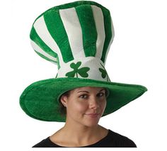 St. Patrick's Day Stovepipe Hat   St Patricks Day Costume Ideas   St Patricks Day Party Ideas for Kids