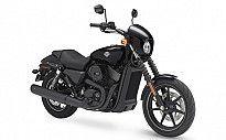 #Harley #Davidson #Street 500