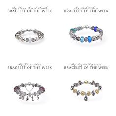 Be inspired by our creative Facebook fans. You can create your own unique design here: apps.facebook.com/pandorajewelry #PANDORAbracelet