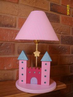 Princess lamp for girls room decor Disney Princess Bedroom, Girls Princess Room, Princess Bedrooms, Pink Lamp, Kids Lamps, Pink Bedding, Girl Decor, Girl House, Bedroom Lamps